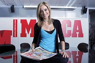 Karina Kvasniova, de MARCA TV