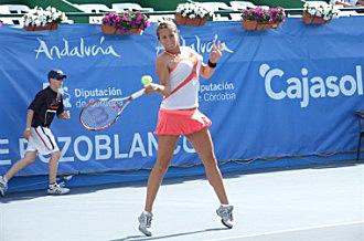 La joven Pilar Dom�nguez disputar� el Masters Nacional con una invitaci�n