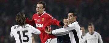 Manchester 1-1 Valencia