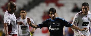 Benfica 1-2 Schalke 04