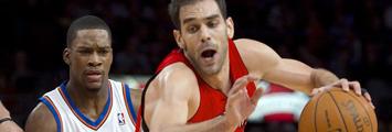 Calder�n contra los Knicks