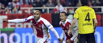 Sevilla 2-2 Borussia