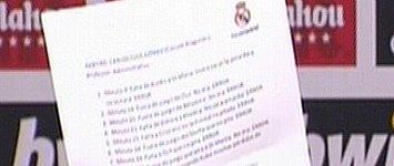 La lista de Mourinho