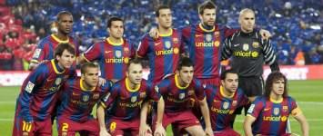 Once del Barcelona