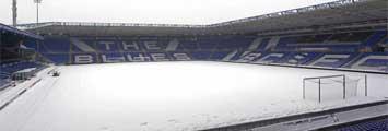 Nieve en la Premier