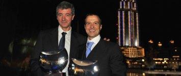 Gil Mar�n y Jorge Mendes
