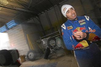 Nani Roma, motivado de cara al Dakar 2011
