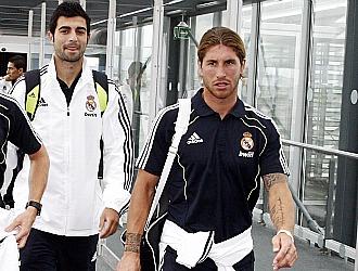 Ramos y Albiol har�n pareja en el centro de la zaga ante el Getafe