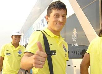 André Castro podría ser el primer refuerzo invernal del Sporting.