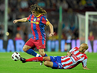 Matabuena gozó de minutos en el Camp Nou.