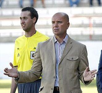 Miguel Rivera, cesado como técnico del Leganés