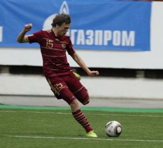 Denis, con la sub 21 rusa
