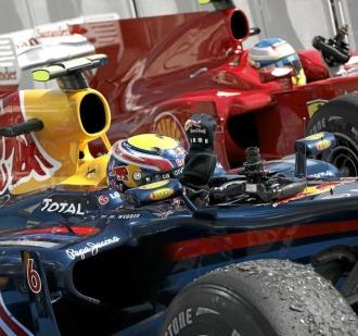 La guerra entre Red Bull y Ferrari est� servida