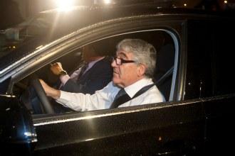 El presidente del Espanyol, S�nchez Llibre
