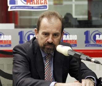 �ngel Torres, en Radio MARCA.