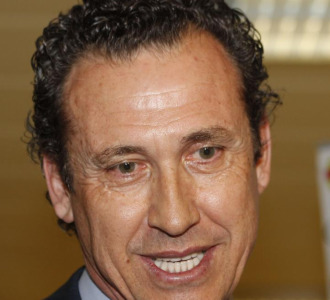 Jorge Valdano, director general del Madrid
