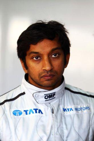Narain Karthikeyan, único piloto por ahora confirmado por el equipo Hispania