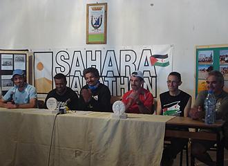 El Marat�n del S�hara present� su und�cima edici�n
