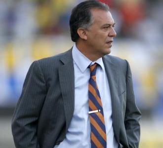 Juan Manuel Rodr�guez, en su anterior etapa en la UD