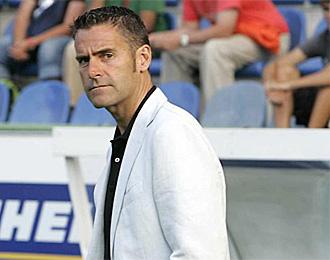 Lluis Carreras, entrenador del Sabadell