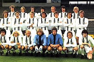 El Borussia M�nchengladbach de la d�cada de los 70