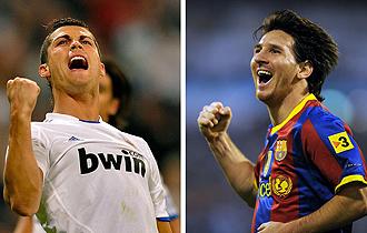 Real Madrid y Barcelona podr�a enfrentarse hasta cuatro veces en el mes de abril.