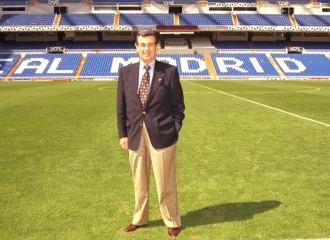Manuel Fern�ndez Trigo, ex gerente del Madrid