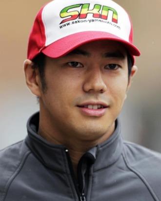 El piloto japonés Sakon Yamamoto