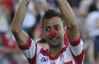 Dani Benítez celebra un gol. / MIGUEL ÁNGEL MOLINA