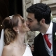 Ra�l Albiol se casa con Alicia Roig