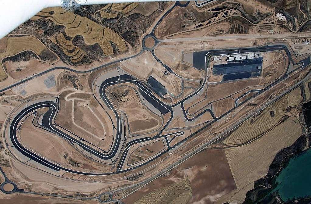 Circuito Alcañiz : Motorland albergará las world series renault hasta 2015 marca.com
