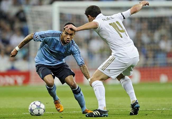 Van Der Wiel I Like Alves We Have The Same Style Marca