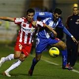 El Almería se agarra a su última esperanza