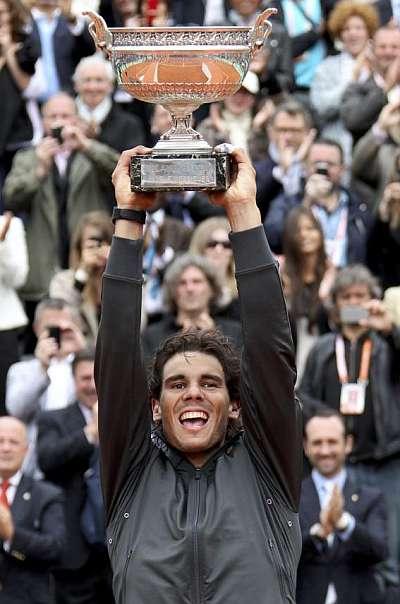 Tenis  Rafael Nadal HACE Historia 1339416166_extras_mosaico_noticia_1_g_0