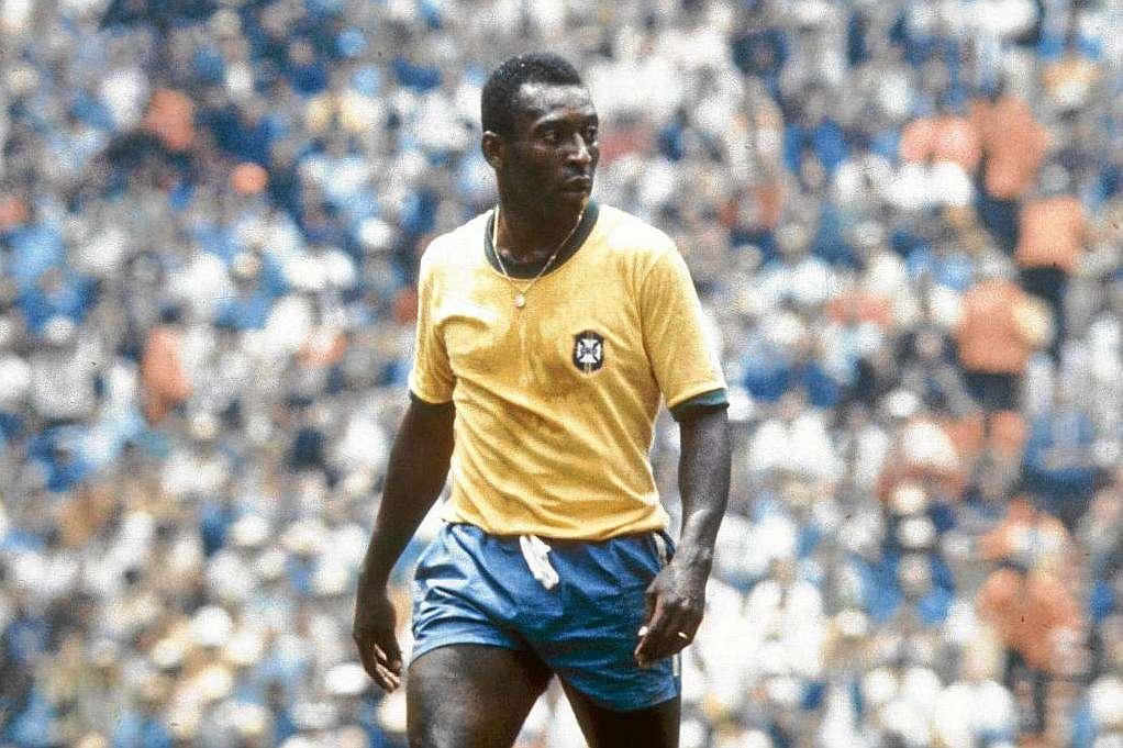 The young Pelé was worth more than Messi, Neymar and Maradona - MARCA.com  (English version)