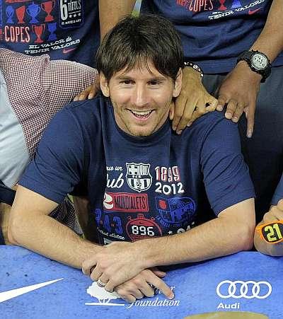 Messi: ¿pase al madrid?