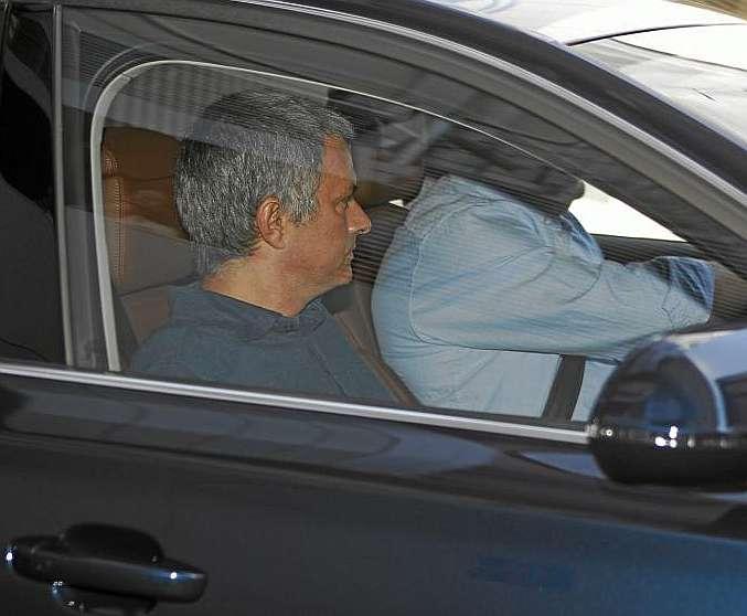 Mourinho sigue sin vacaciones