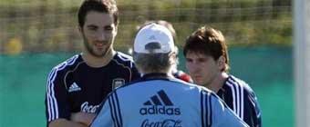 6484bbce364 Leo Messi guiará a Argentina en Alemania