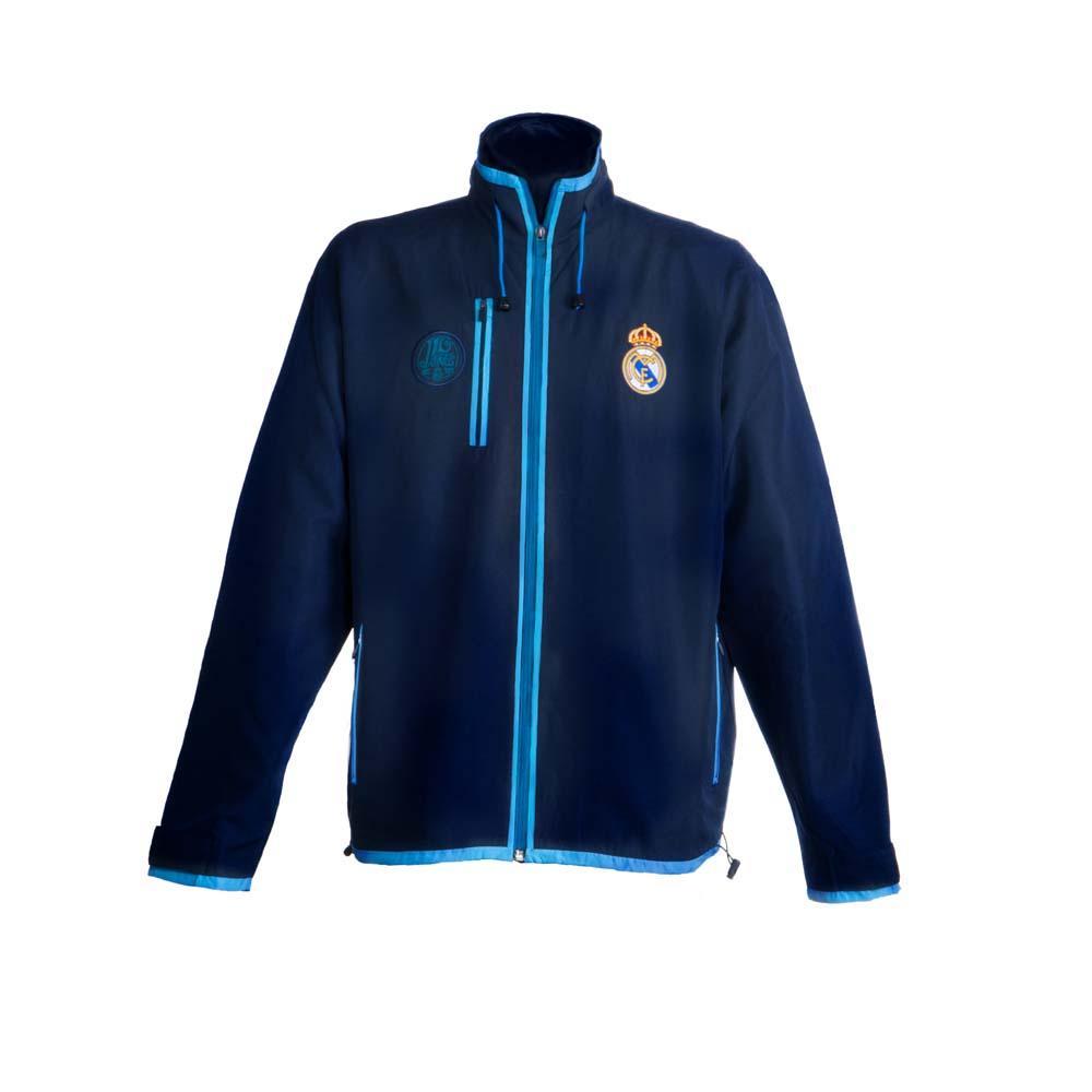 La nueva chaqueta del real madrid