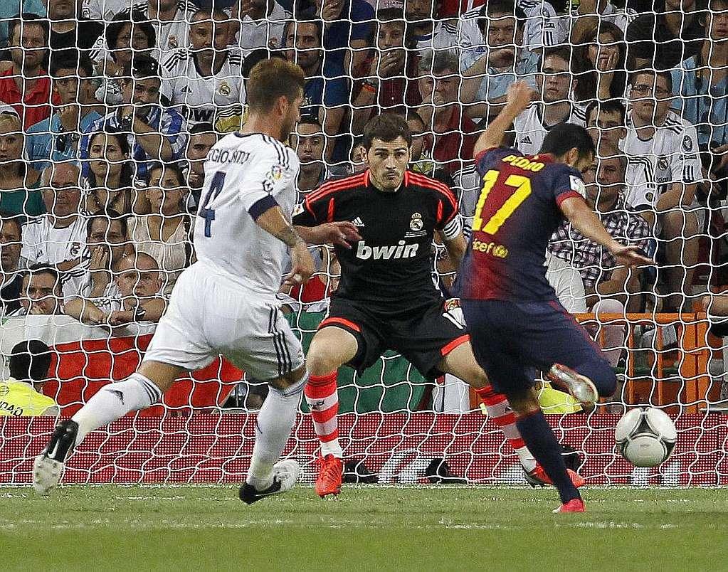 Суперкубок Испании.