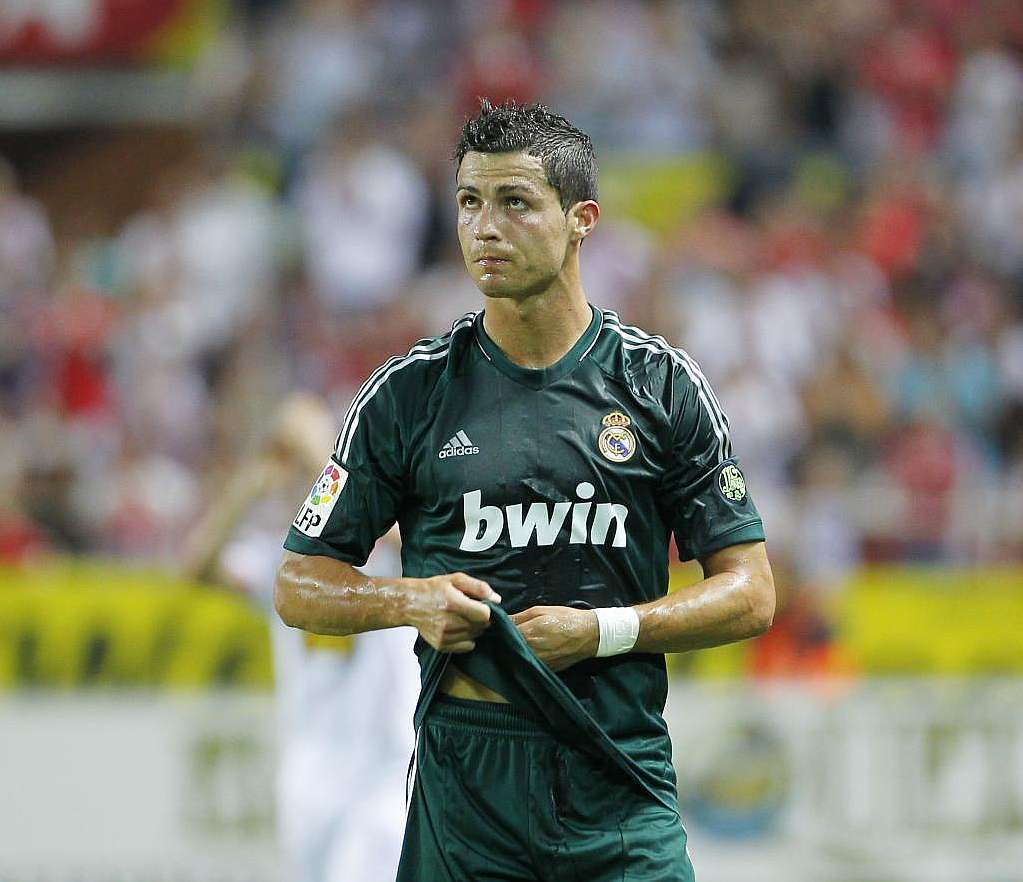 Marca Com English Version: Another Goalless Game For Cristiano