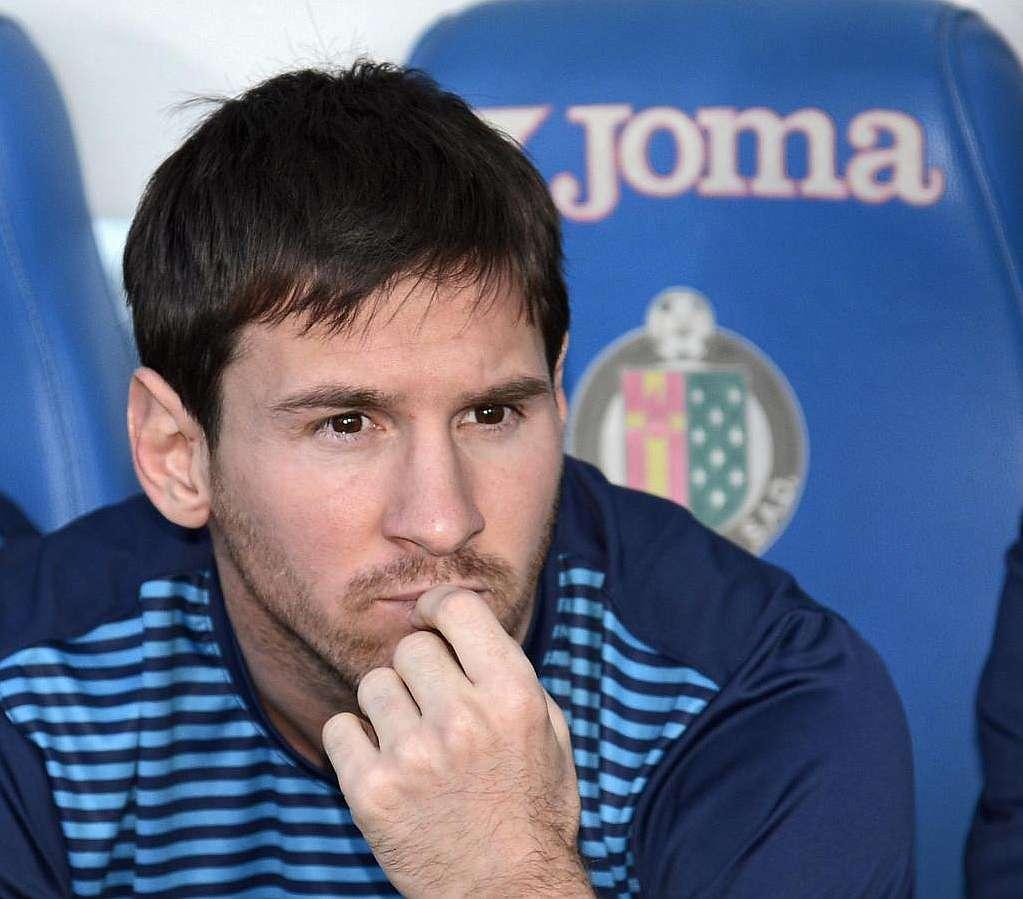 """Messi: """"Vamos a luchar por todos los títulos"""""""