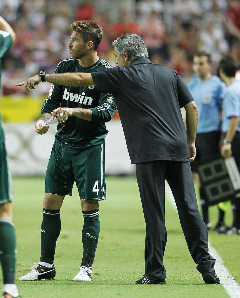 Marca Com English Version: Mourinho And His Scraps With Stars