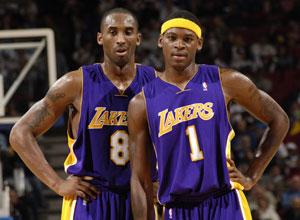 Bryant y Parker. (Foto: Getty Images)