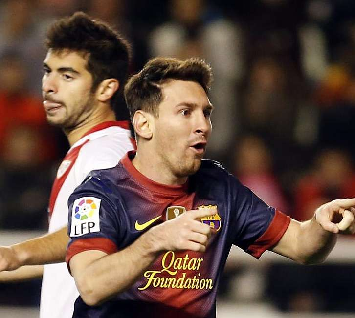 Marca Com English Version: Luis Suárez To Present Golden Boot To Leo Messi Today
