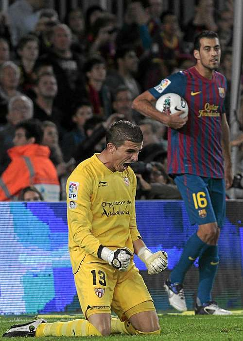 Messi out to settle scores with Javi Varas - MARCA com (English version)