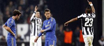 Juve-Chelsea