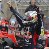 Sebastian Vettel, tricampeón del mundo