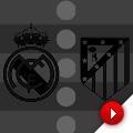 Los números del Madrid y Atlético esta temporada