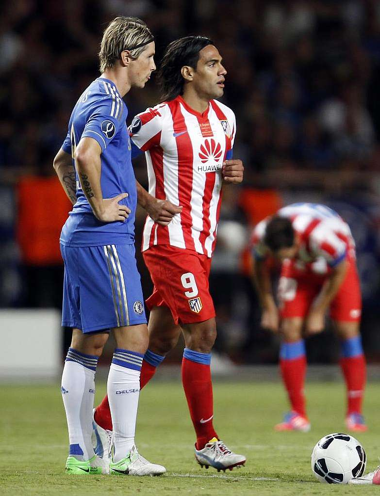 Atletico Set To Break The Bank With Falcao Offer Marca Com